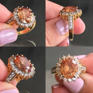 Jewelry - Unique Cocktail Style Ring